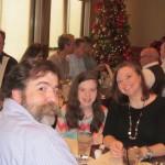 Brett,KG5IQU, wife Synomon,KG5IRS, and daughter Brynn, KG5KRV