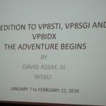 1-hr presentation given by David Assaf, W5XU